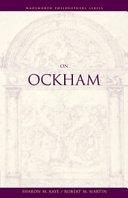 On Ockham