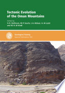 Tectonic Evolution of the Oman Mountains