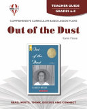 Out Of The Dust Teacher Guide Book
