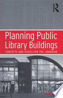 Planning Public Library Buildings Book