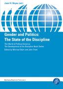 Pdf Gender and Politics Telecharger