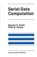 Pdf Serial-Data Computation