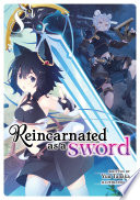 Reincarnated As A Sword Light Novel Vol 8