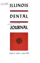 Illinois Dental Journal