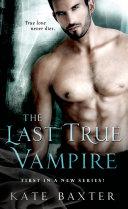 Pdf The Last True Vampire