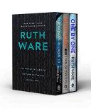 Ruth Ware Boxed Set Book