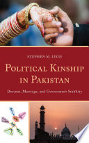Political Kinship In Pakistan