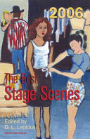 The Best Stage Scenes of 2006