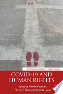 COVID 19 and Human Rights Book