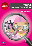 Abacus Mastery Checkpoints Workbook Year 2 /