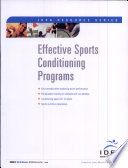 Effective Sports Conditioning Programs
