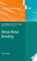 Metal Metal Bonding Book