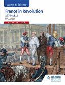 Cover of France in Revolution 1774-1815