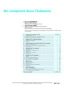 Air Comprime Dans L'industrie ebook