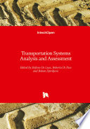 Transportation Systems Analysis And Assessment