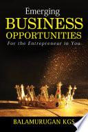 Emerging Business Opportunities