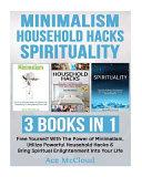 Minimalism Household Hacks Spirituality