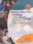 Keys to Success in College  Career  and Life