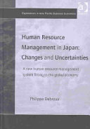 Human Resource Management in Japan