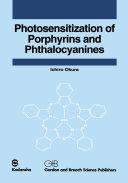 Photosensitization of Porphyrins and Phthalocyanines