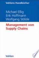 Management von Supply Chains