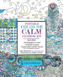 Portable Color Me Calm Coloring Kit Book PDF