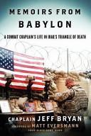Memoirs from Babylon