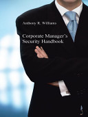 Corporate Manager s Security Handbook Book