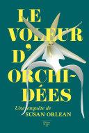Le voleur d'orchidées ebook