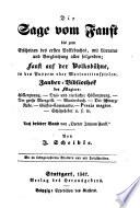 Doctor Johann Faust