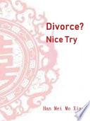 Divorce  Nice Try
