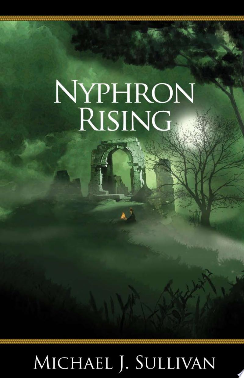 Nyphron Rising banner backdrop