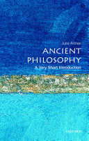 Ancient Philosophy: A Very Short Introduction Pdf/ePub eBook