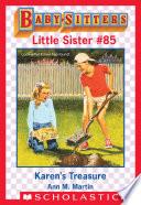 Karen s Treasure  Baby Sitters Little Sister  85