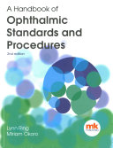 A Handbook of Ophthalmic Standards and Procedures Book