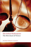 The Oxford Shakespeare  The Merchant of Venice