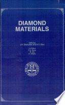 Proceedings of the Third International Symposium on Diamond Materials