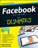 Facebook All-in-One For Dummies ebook