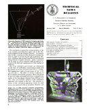 Technical News Bulletin of the National Bureau of Standards