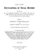 The New Encyclopedia Of Social Reform