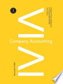 Cover of Company Accounting - Prepare Financial Reports for Corporate Entities