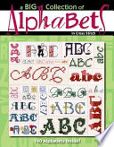 A Big Collection of Alphabets in Cross Stitch