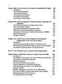 Public Administration In Nigeria