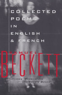 Collected Poems in English and French