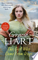 The Girl Who Came From Rags Book