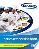 ServSafe Course Book