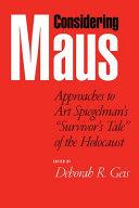 Considering Maus