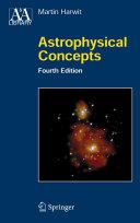Astrophysical Concepts Pdf/ePub eBook