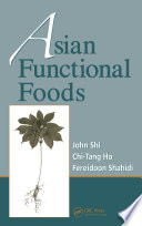 Asian Functional Foods Book