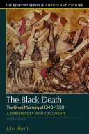 The Black Death  The Great Mortality of 1348 1350